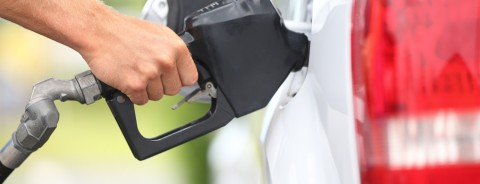 Gasoline prices hit record