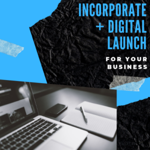 incorporate plus digital launch by Elexi Digital Marketing